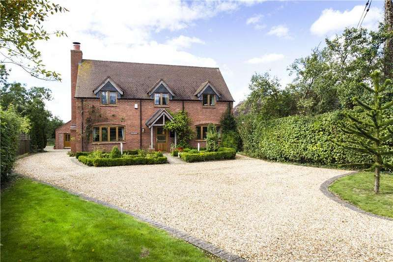 4 Bedrooms Detached House for sale in Main Street, Bishampton, Pershore, Worcestershire, WR10