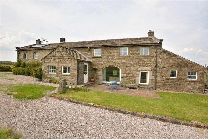 5 Bedrooms Detached House for sale in Tewit Farm, Greenhow, Harrogate, North Yorkshire