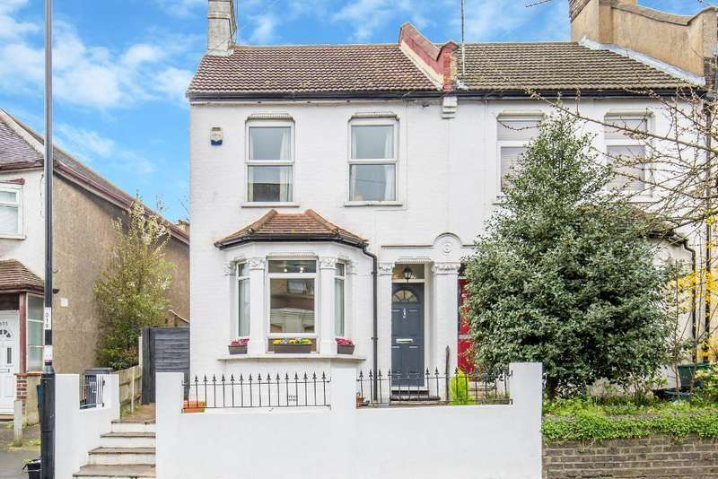 4 Bedrooms End Of Terrace House for sale in Selsdon Road, South Croydon, CR2 6PT