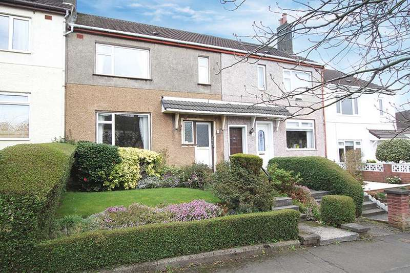 3 Bedrooms Terraced House for sale in 8 Beechwood Drive, Broomhill, G11 7EX