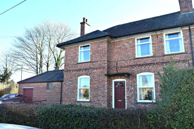 3 Bedrooms Semi Detached House for sale in Church Lane, Ulceby