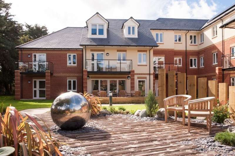 2 Bedrooms Flat for sale in Coppice Gate Beaulieu Road, Dibden Purlieu, Southampton, SO45