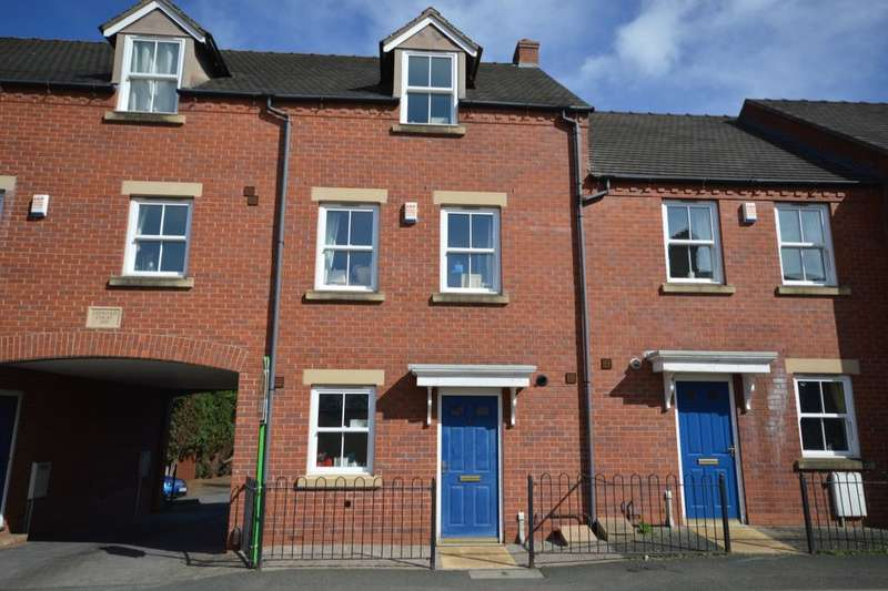 3 Bedrooms Property for sale in Leonard Court, Oakengates, Telford, TF2