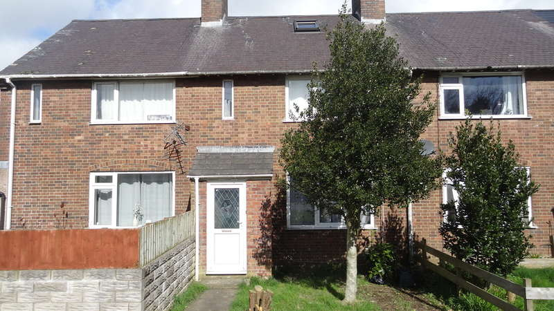 2 Bedrooms Terraced House for sale in Sycamore Avenue, St. Athan, Barry