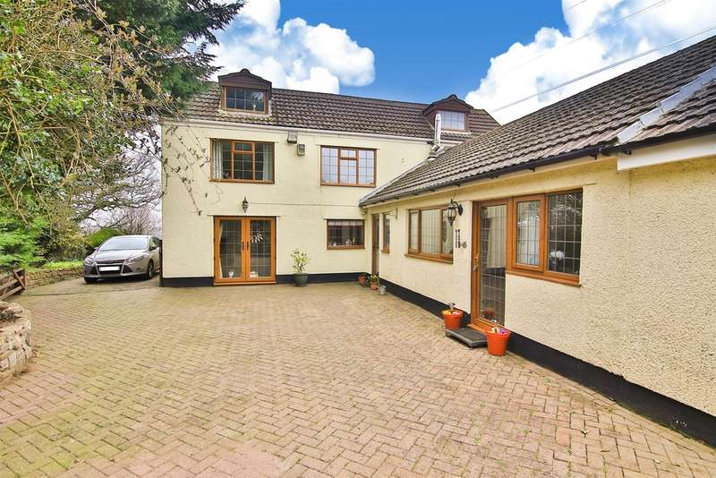 5 Bedrooms Cottage House for sale in Candwr Road, Nr Ponthir, Newport