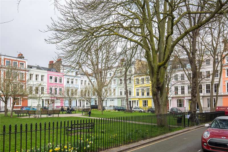 2 Bedrooms Apartment Flat for sale in Chalcot Square, Primrose Hill, London, NW1