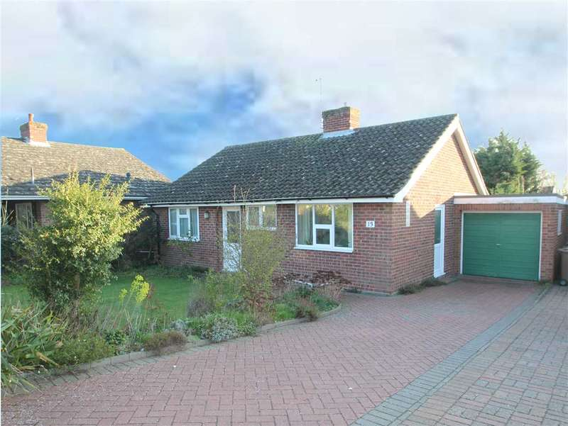 2 Bedrooms Detached Bungalow for sale in Lancaster Road, Sudbury