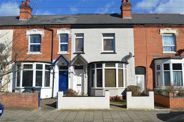3 Bedrooms Terraced House for sale in Douglas Road, Acocks Green, Birmingham