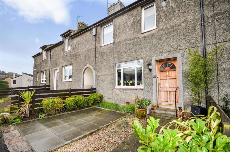 3 Bedrooms Terraced House for sale in Sorley's Brae, Dollar