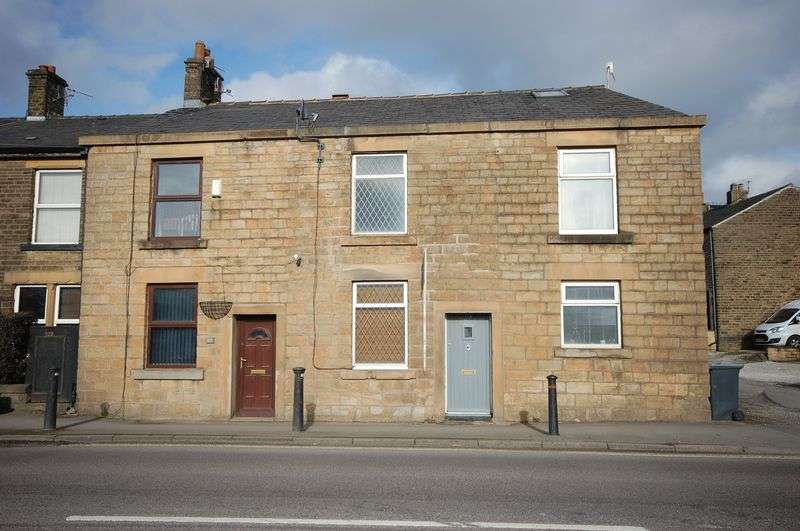 2 Bedrooms Terraced House for sale in Brookfield, Glossop
