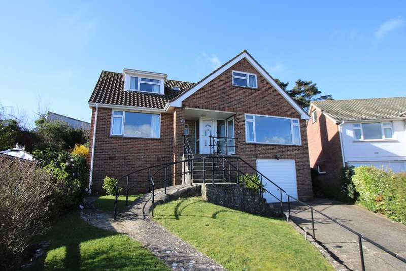 4 Bedrooms Detached House for sale in CAULDRON CRESCENT, SWANAGE