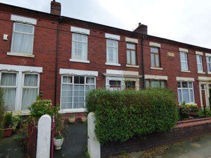2 Bedrooms Terraced House for sale in Tulketh Brow, Ashton-On-Ribble, Preston, Lancashire, PR2