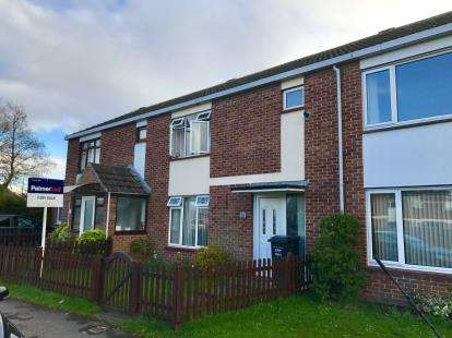 2 Bedrooms Terraced House for sale in Taunton, Somerset