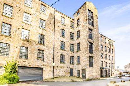 1 Bedroom Flat for sale in Parkwood Mill, Parkwood Road, Huddersfield, West Yorkshire