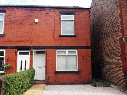 2 Bedrooms End Of Terrace House for sale in Moss Lane, Wardley, Swinton, Manchester