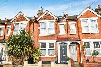 3 Bedrooms Terraced House for sale in Croft Road, Sundridge Park, Bromley, Kent, BR1 4DR