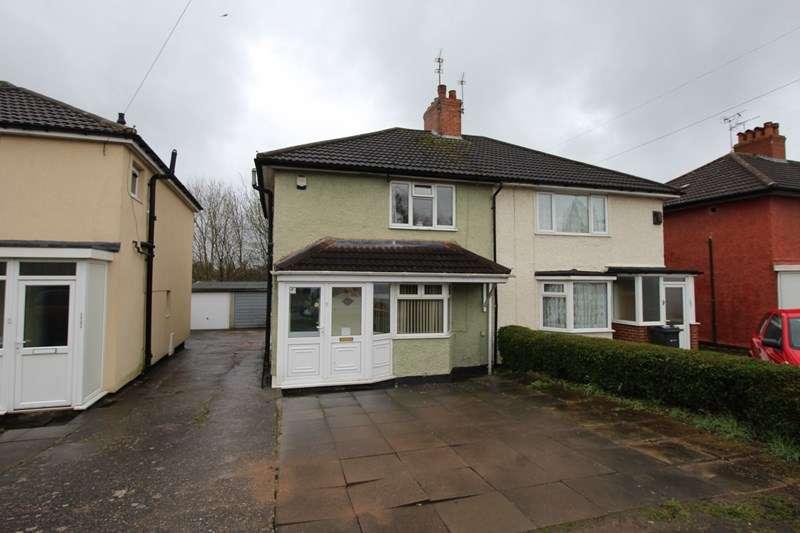 3 Bedrooms Semi Detached House for sale in Chinn Brook Road, Billesley, Birmingham