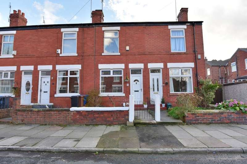 2 Bedrooms Terraced House for sale in Harold Street, Offerton, Stockport, SK1 4JU