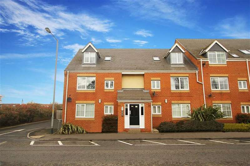 3 Bedrooms Flat for sale in The Beacons, Seaton Delaval, Northumberland