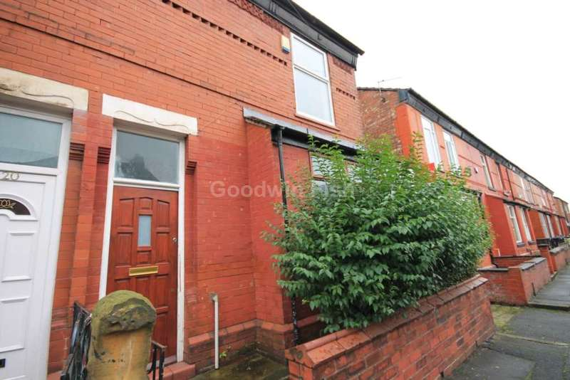 2 Bedrooms Terraced House for sale in Rushden Road, Manchester