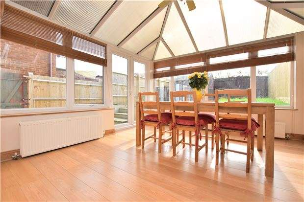 3 Bedrooms End Of Terrace House for sale in Sparrow Way, Oxford, OX4 7GE