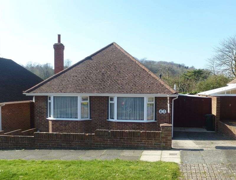 3 Bedrooms Detached Bungalow for sale in Highview Way, Patcham, Brighton,