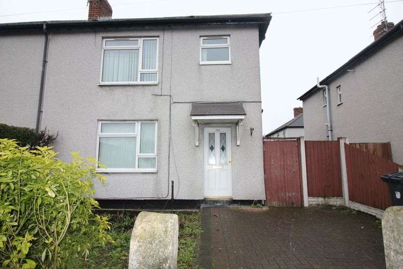 3 Bedrooms Semi Detached House for sale in Southport Road ,