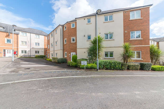 2 Bedrooms Flat for sale in Ty Trist House, Rogerstone, Newport, NP20