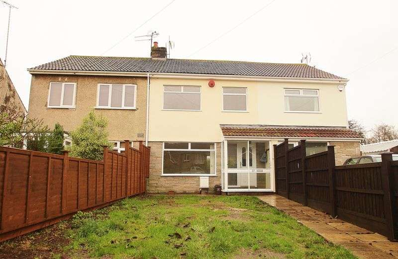 3 Bedrooms Terraced House for sale in Mead Road, Portishead