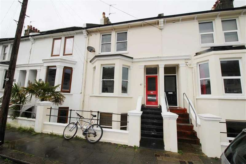 1 Bedroom Apartment Flat for sale in Goldstone Road, Hove, East Sussex