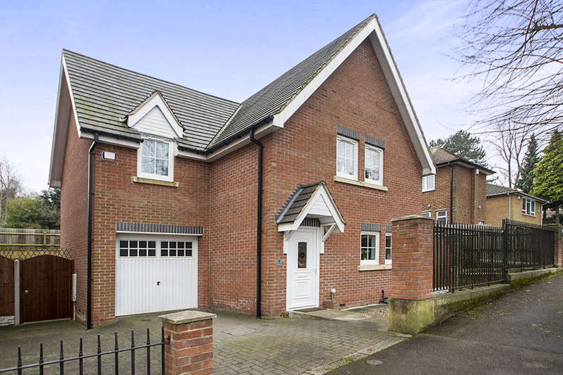 4 Bedrooms Detached House for sale in Nesfield Road, Ilkeston, DE7