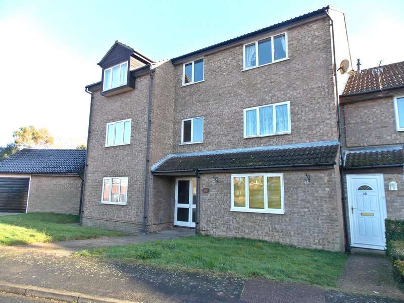 1 Bedroom Apartment Flat for sale in Jasmine Close, Trimley St Martin IP11
