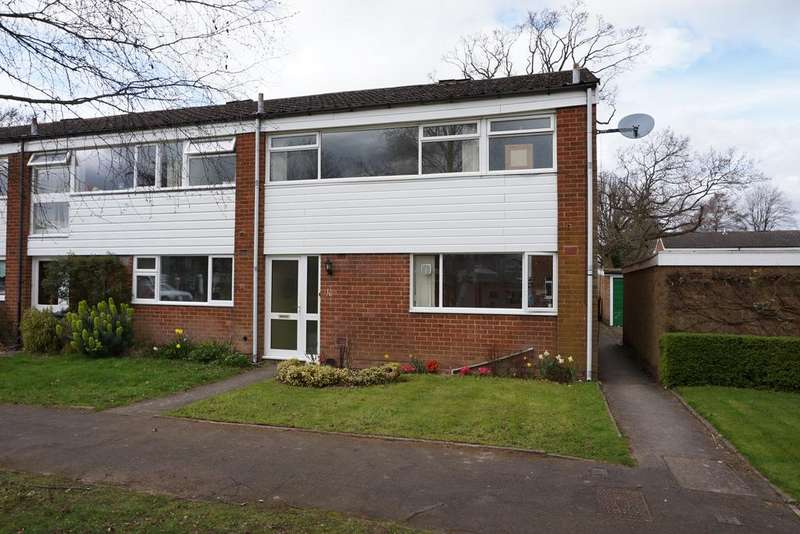 3 Bedrooms End Of Terrace House for sale in Ravenswood Drive, Solihull, B91 3NL