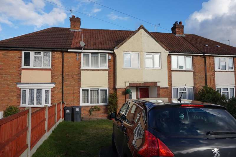 2 Bedrooms Terraced House for sale in Bretton Road, Acocks Green, Birmingham, B27 7DX
