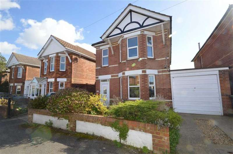 4 Bedrooms Detached House for sale in Stour Road, Bournemouth, Dorset, BH8