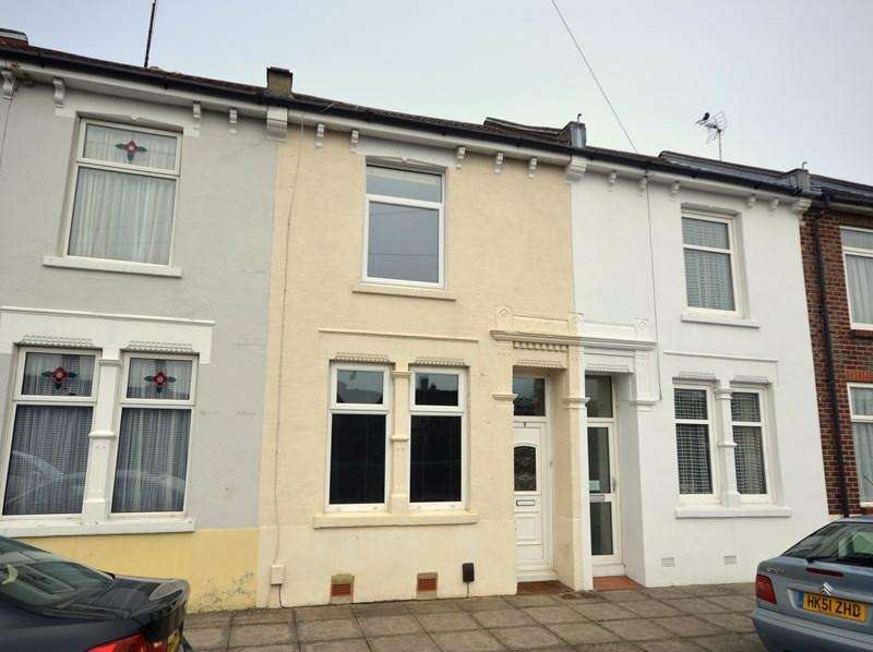 2 Bedrooms Terraced House for sale in Bowler Avenue, Copnor, Portsmouth