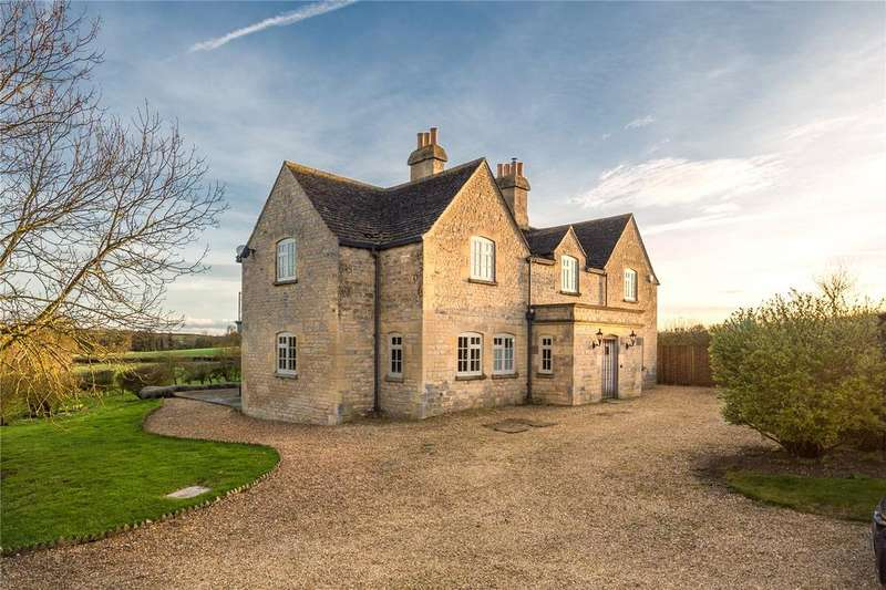 4 Bedrooms Detached House for sale in Tolethorpe Grange, Tolethorpe