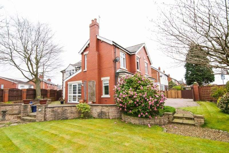 5 Bedrooms Detached House for sale in Craiglands, 130 The Green, Eccleston, PR7 5SB