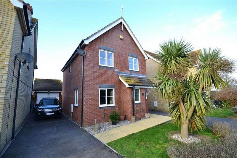 3 Bedrooms Detached House for sale in Anchorage View, St Lawrence, Essex