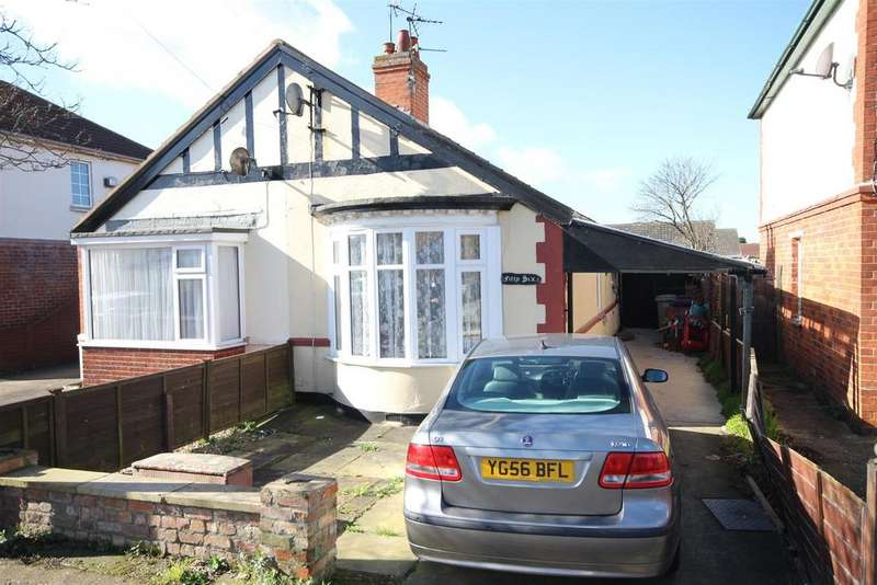 1 Bedroom Semi Detached Bungalow for sale in 56 George Street, Mablethorpe