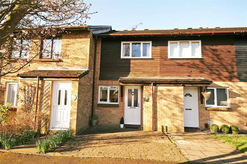2 Bedrooms Terraced House for sale in Ramblers Way, Welwyn Garden City, Hertfordshire