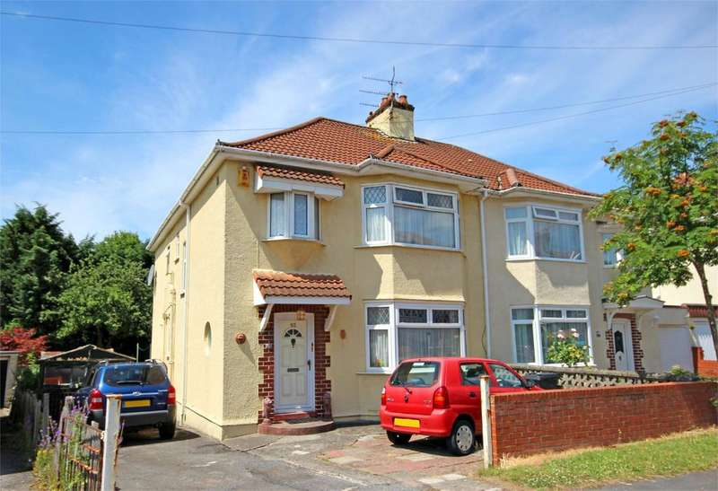 4 Bedrooms Semi Detached House for sale in Birchall Road, Redland, Bristol, BS6