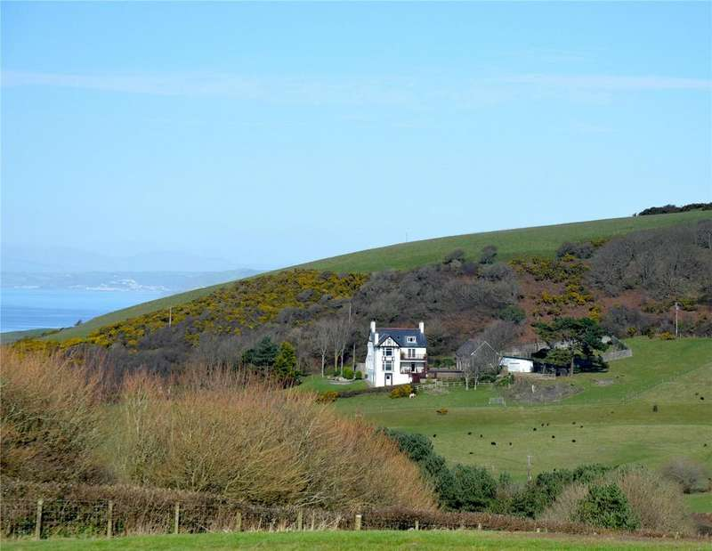 6 Bedrooms Detached House for sale in Llanon, Aberystwyth, Ceredigion, Wales