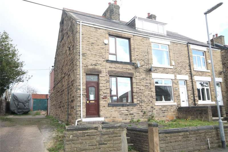 3 Bedrooms End Of Terrace House for sale in Church Street, Elsecar, Barnsley, S74