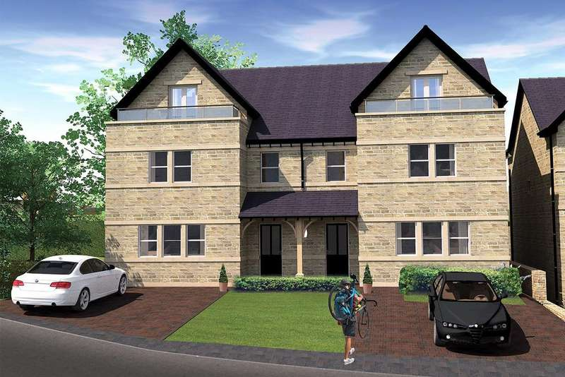 4 Bedrooms Semi Detached House for sale in The Avenue, Caledonian Road, Saville Town, Dewsbury, West Yorkshire, WF12