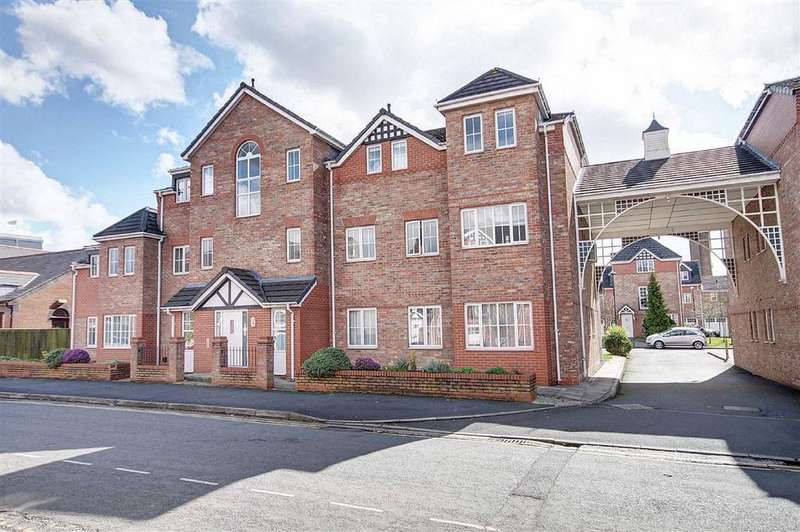 2 Bedrooms Apartment Flat for sale in Devonshire Road, Altrincham, Cheshire