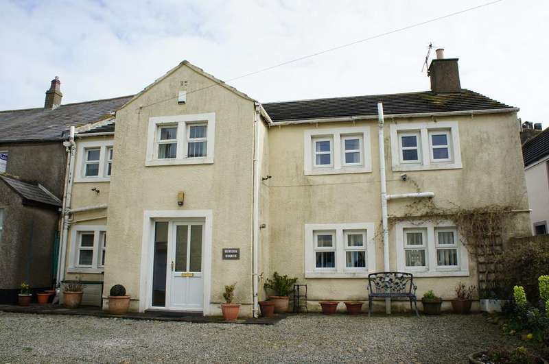 4 Bedrooms Barn Conversion Character Property for sale in The Square, Allonby
