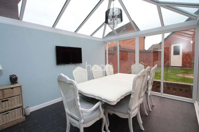 4 Bedrooms Detached House for sale in Annesley Cutting, Annesley