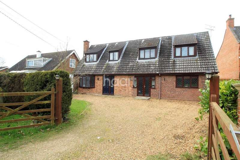 5 Bedrooms Detached House for sale in Mill Road, North Tuddenham