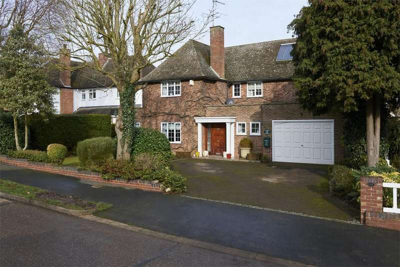 3 Bedrooms Detached House for sale in Hall Close, Kibworth Harcourt, Leicester